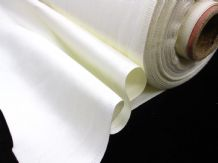 50mt Trade roll cotton light ivory satin curtain lining fabric137 cm 54 inch w
